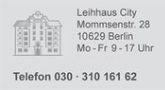 Leihhaus Lohmann Shop Kontakt