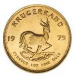 Südafrika Goldmünzen