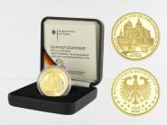 BRD 100 Euro Gold, 2009 F , Trier, original