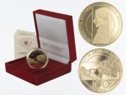 Vatikan 100 € Gold, 2008, Erschaffung des Menschen