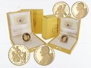 Vatikan 20 €+50 € Gold, 2009, Bildhauerkunst original