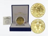 Frankreich 50 Euro Gold, 2002, Europa