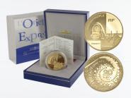 Frankreich 20 Euro Gold, 2003,  Orient Expreß