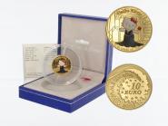 Frankreich 10 Euro Gold, 2005,  Hello Kitty