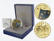 Frankreich 50 Euro Gold, 2005,  Europa