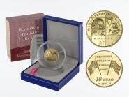 Frankreich 10 Euro Gold, 2006,  Benjamin Franklin