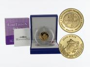 Frankreich 10 Euro Gold, 2007,  Olympiade Peking