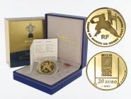 Frankreich 20 Euro Gold, 2007, Rugby WM 2007