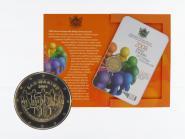 San Marino 2 Euro Münze, 2008, Dialog im Folder