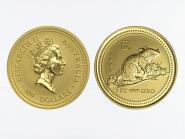 Australien 100 $ Lunar I Maus, 1 Unze  1996