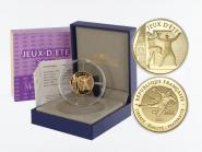 Frankreich 50 Euro Gold, 2010, Olympia Handball