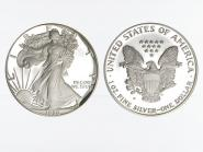 USA 1 Dollar Silver Eagle 1986 PP (proof)