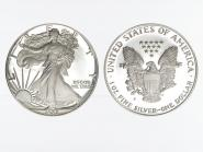 USA 1 Dollar Silver Eagle 1987 PP (proof)