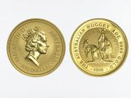 Australien 100 $ Nugget Känguru, 1 Unze  1998