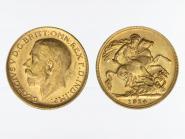 George V/Reiter 1914, M (Melbourne Australien)