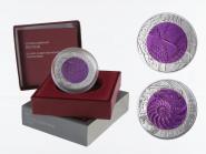 Österreich 25 Euro Niob, Bionik 2012