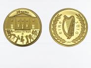 Irland 20 Euro Gold, 2010, 25 Jahre Gaisce, original