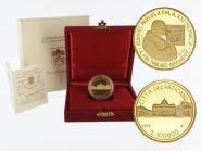 Vatikan 100000 Lire Gold, 1999, Johannes Paul II.