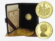 Kanada Fregatte 100 Dollars 1983, 1/2 oz proof
