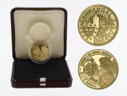 Portugal 200 Ecu Gold, 1994, Manuel I.