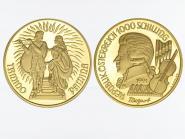 Österreich 1000 Sh. Gold, 1991, Mozart Zauberflöte