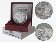 Österreich 10 Euro Silber, 2006, Stift Göttweig PP