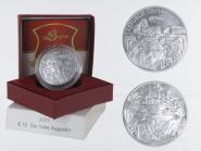 Österreich 10 Euro Silber, 2011, Augustin PP