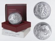 Österreich 20 Euro Silber, 2011, Jacquin PP