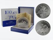 Frankreich 1,5 €  Tour de France 2003 PP, Silber