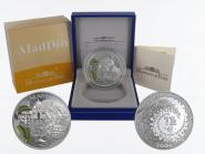 Frankreich 1,5 €  Aladin 2004 PP, Silber