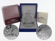 Frankreich 1,5 €  60 J. Ende II. Wk 2005 PP, Silber