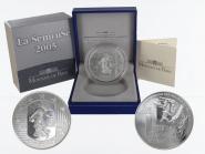 Frankreich 1,5 € Säerin 2005 PP, Silber