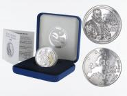 Belgien 10 € Lipsius 2006 PP, Silber
