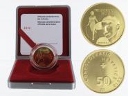 Schweiz 50 Franken Pro Juventute 2012, proof