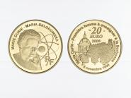 Frankreich 20 Euro Gold, 2006,  Marie Curie
