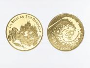 Frankreich 20 Euro Gold, 2003,  Dornröschen