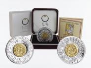 Österreich 1000 Sh. Gold, 1994, 800 Jahre Münze Wien