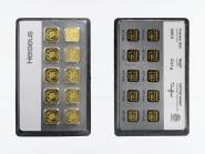 10 Gramm MultiCard (10x 1gr)  999,9 Feingold
