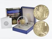 Frankreich 50 Euro Gold, 2014, 1. Weltkrieg