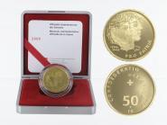 Schweiz 50 Franken Pro Patria, 2009, proof