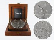 Mexiko Libertad, 2008 PP , 1 Kilo Kg  Silber