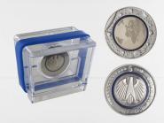 5 € Blauer Planet Erde F, PP Box