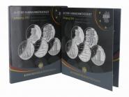 20 € Gedenkmünzenset 2016 (5) Blister kpl. PP