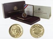USA 5 $  Gold, Olympia 1988 (W), pp (B+C)