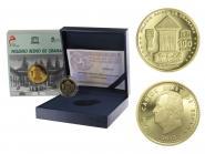 Spanien 100 Euro Gold, 2013, Alhambra von Granada