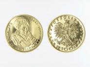 Polen 100 Zlotych Gold, 2003, Kazimierz IV,