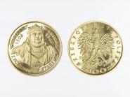 Polen 100 Zlotych Gold, 2004, Sigismund I.,