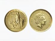 Großbritannien  10 Pfund Britannia  2018, 1/4 Unze