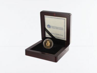 Malta 50 Euro Gold, 2009, La Castellania,