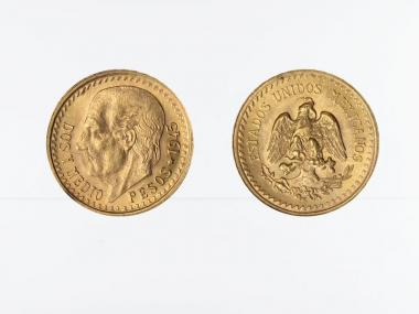 Mexiko  2,5 Pesos Hildalgo,